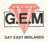 Gay East Midlands logo