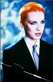 Annie Lennox as we usually know her