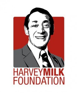 Harvey Milk Foundation logo