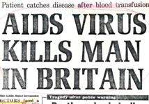 AIDS Virus kills man in britain