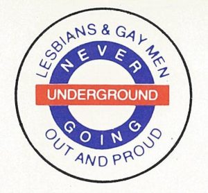 Section 28. Never Going Underground